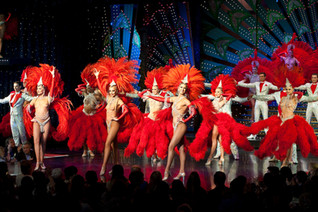 Magic at the Moulin Rouge