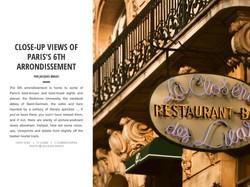 CLOSE-UP VIEWS OF PARIS'S 6TH ARR.