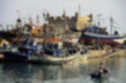 Essaouira, Maroc. Jacques Bravo