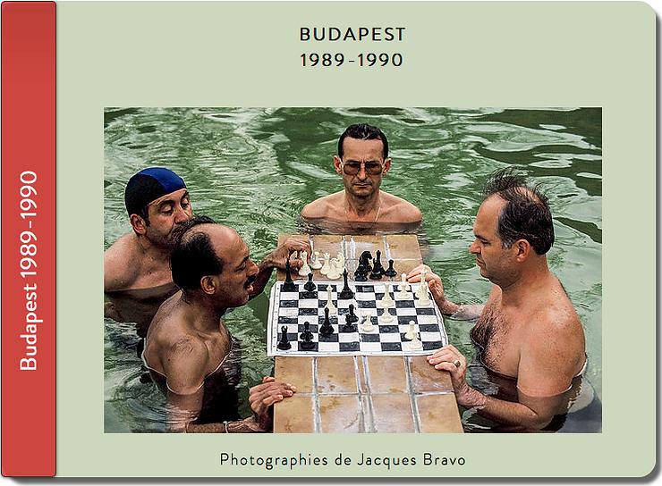 Carnet de voyage à Budapest de Jacques Bravo