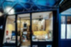 BoutiquePatrick Maréchal dans le passage des Panoramas.