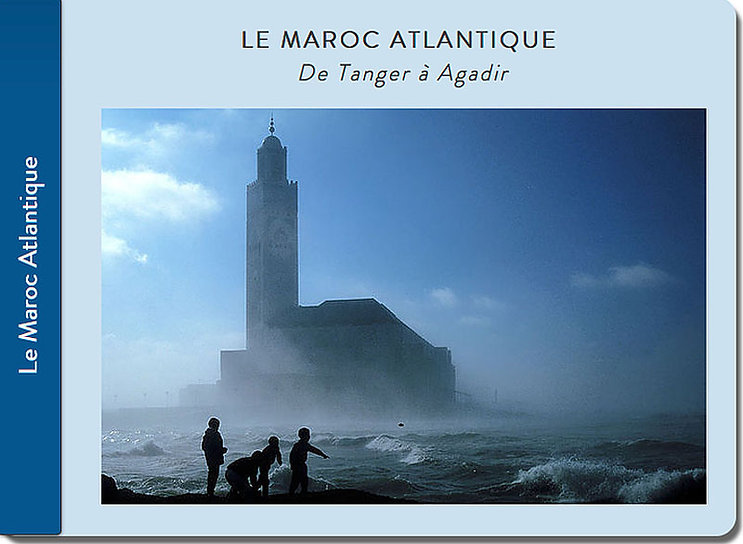 Carnet de voyage Casablanca, Maroc. Jacques Bravo