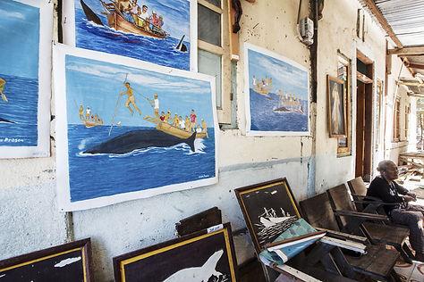 Ile de Lembata, le village des chasseurs de baleines de Lamalera, peties iles de la Sonde, Indonésie, Jacques Bravo