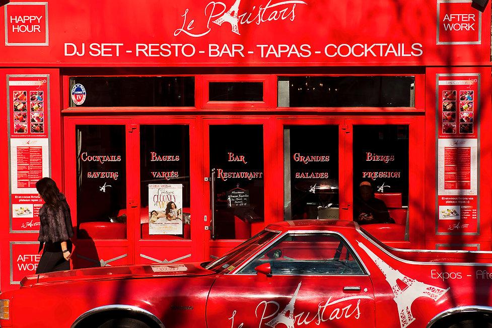 Café, Boulevard Saint-Martin