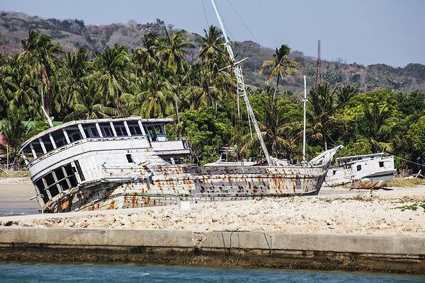 Ile de Savu, Port de Seba-Ile de Savu, Marché de Seba-Ile de Savu-Indonesie-Jacques Bravo