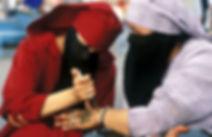 Tatouage au Henné sur la place Jemaa el Fna