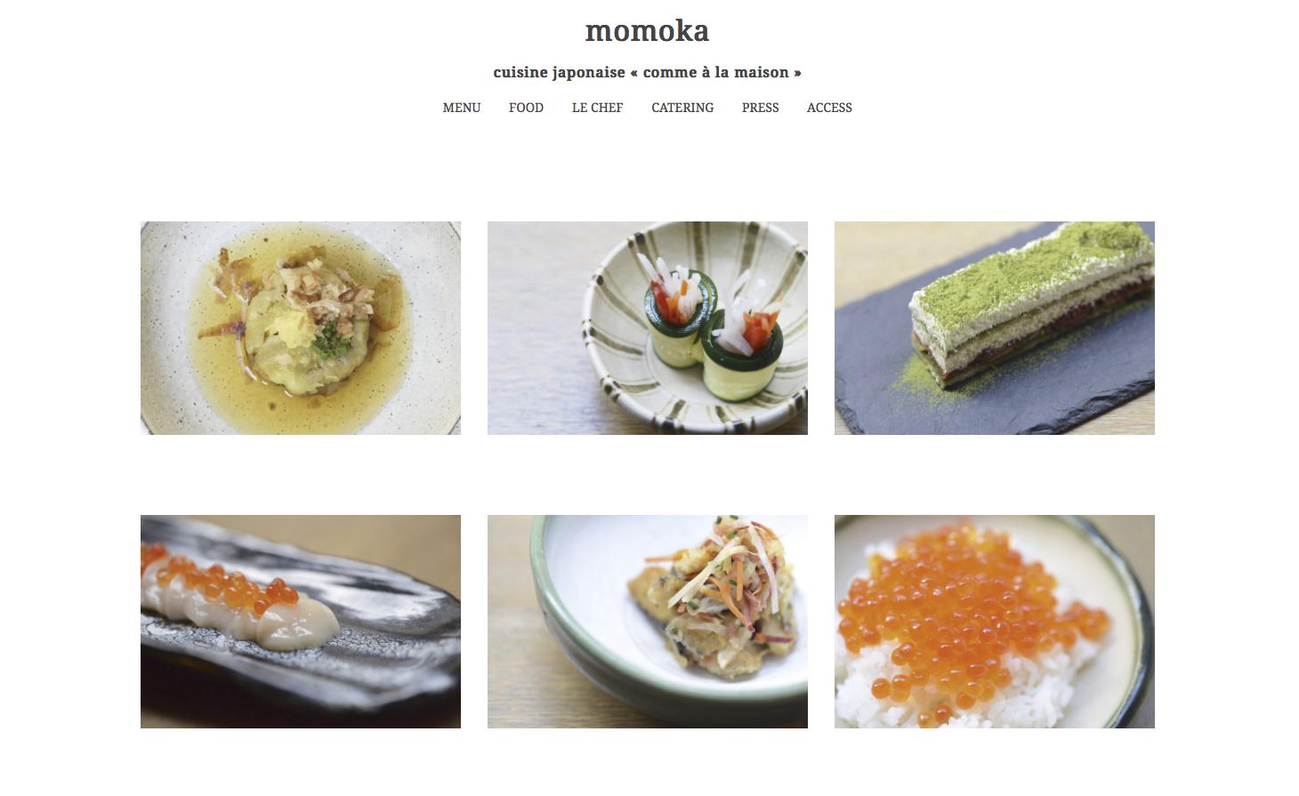 Restaurant Momoka
