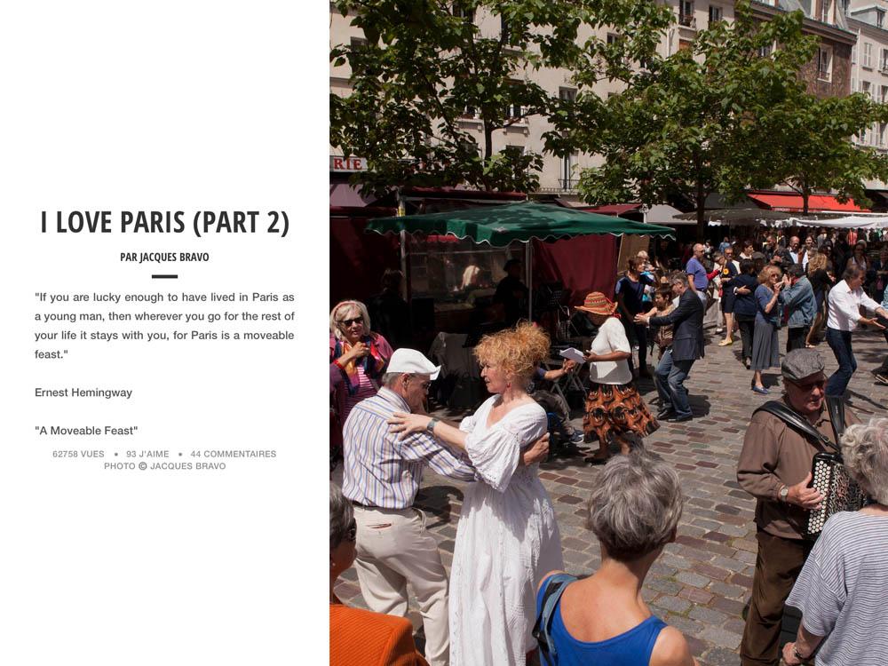 I LOVE PARIS !PART 2)