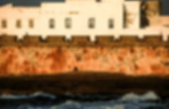 remparts d'Essaouira, Maroc. Jacques Bravo