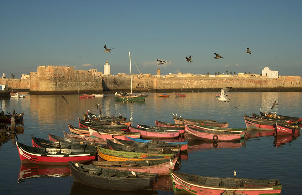 port el jadida , Maroc