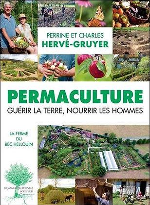 """couverture du livre """"permaculture"""""""