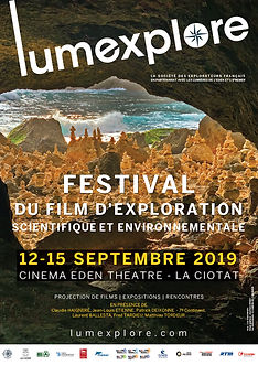 affiche Lumexplore 2019
