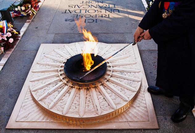 Flamme de la Nation