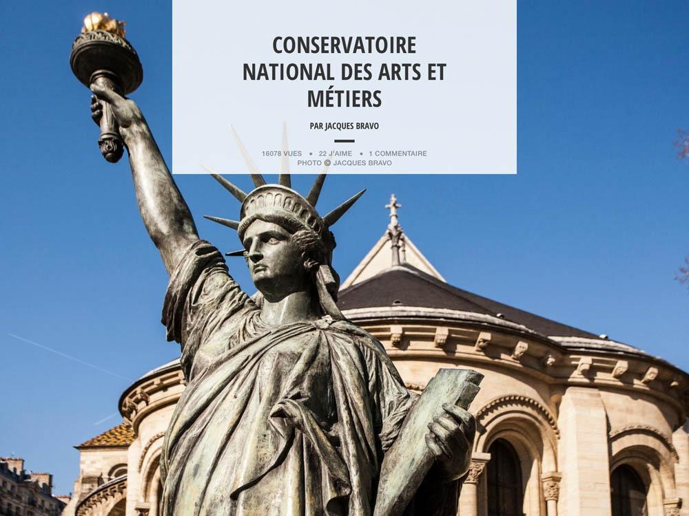 CONSERVATOIRE NATIONAL DES ARTS ET M
