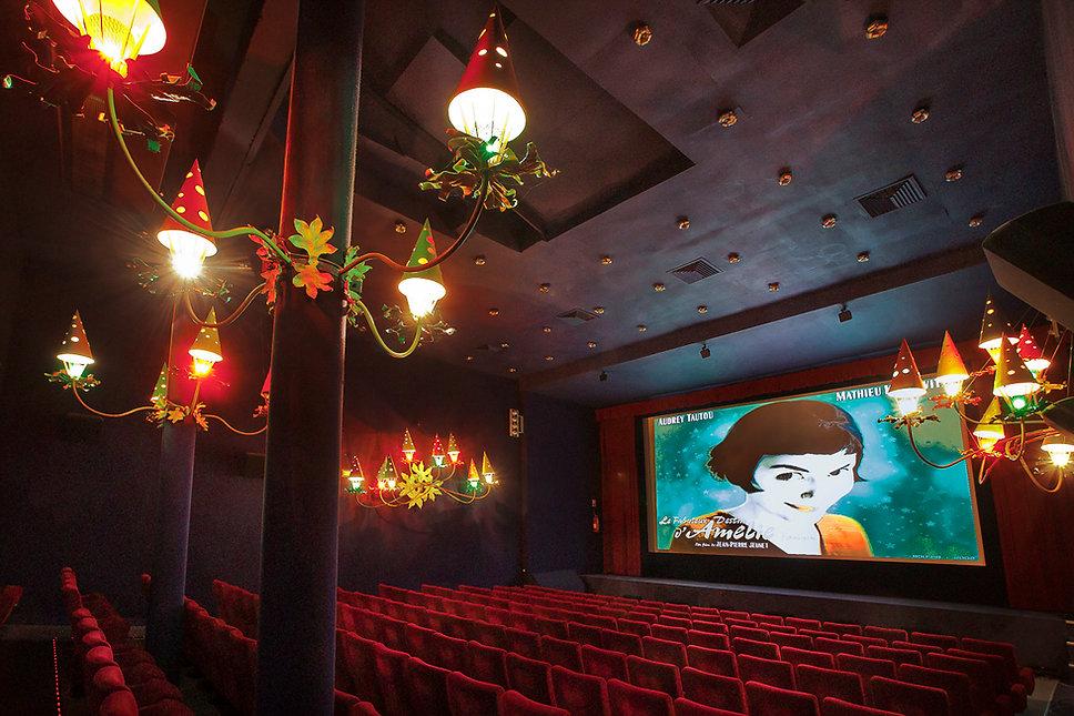 Le cinéma d'Amélie Poulain