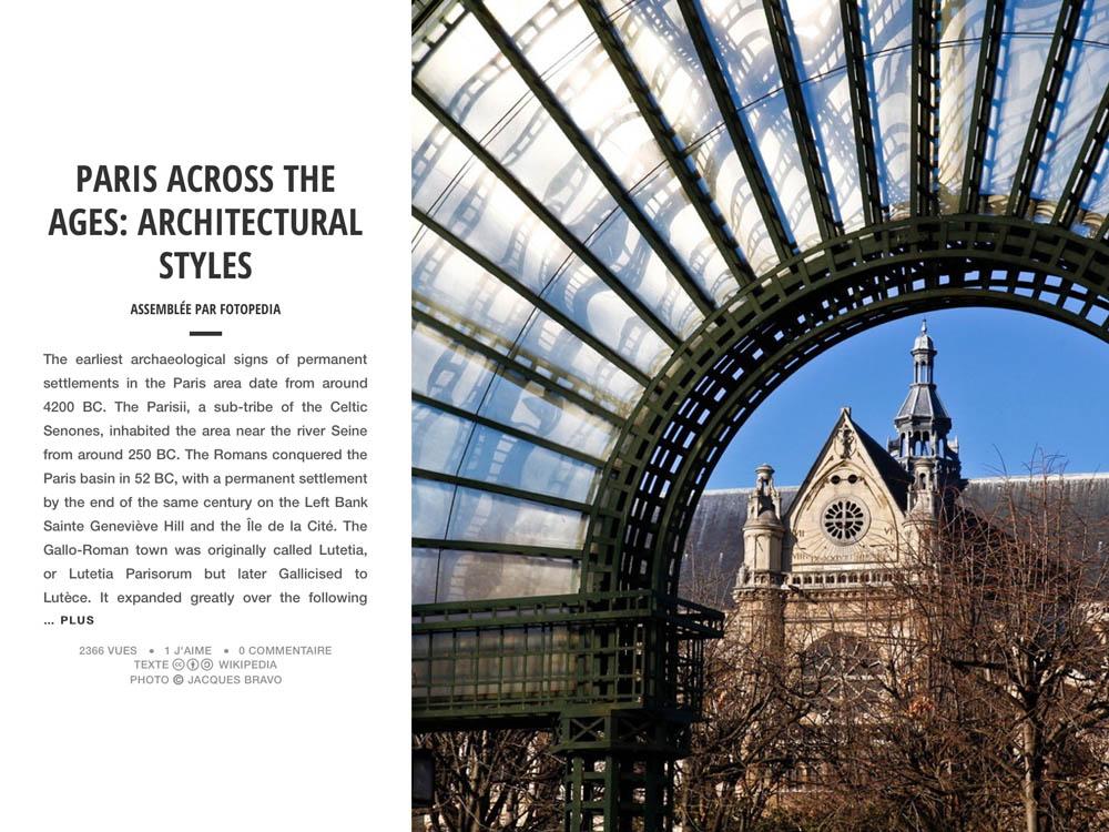 PARIS ACROSS THE AGES