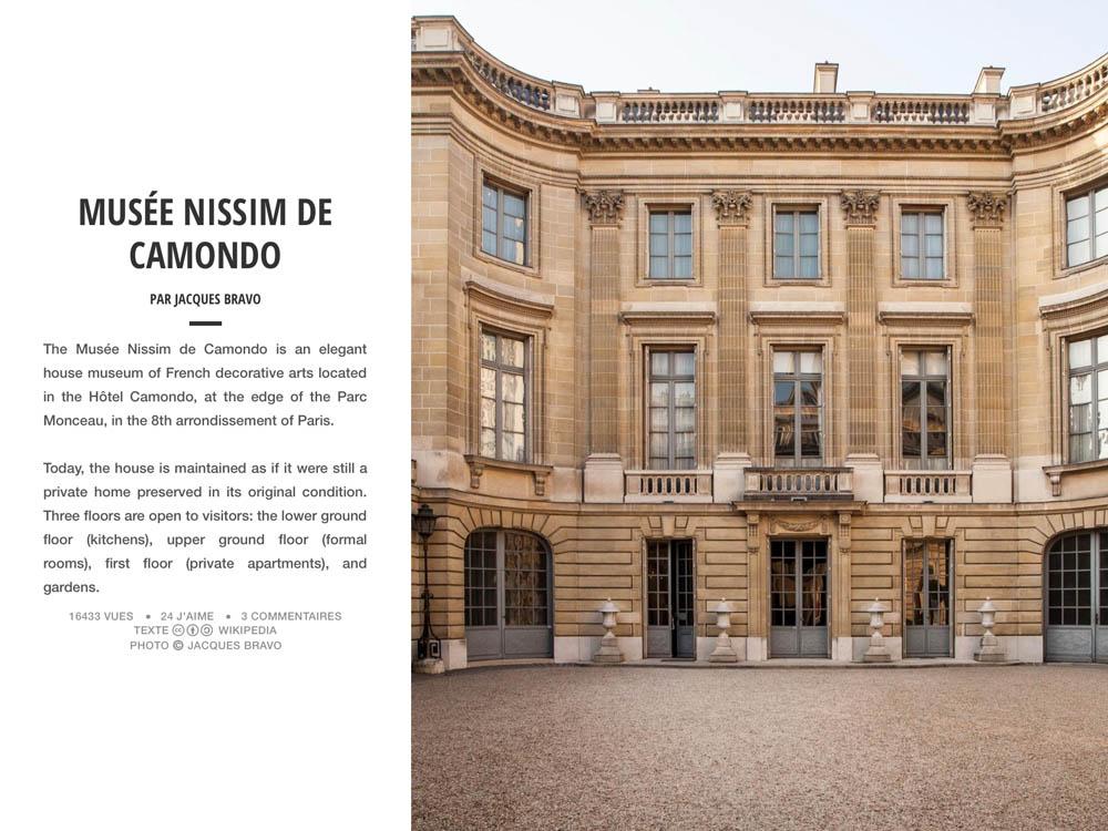 MUSÉE NISSIM DE CAMONDO