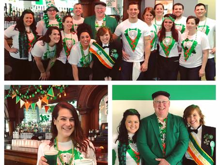 St. Patrick's Day Recap
