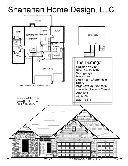 The Durango 2108 sqft