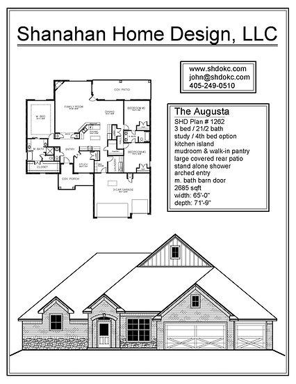 The Augusta 2685 sqft