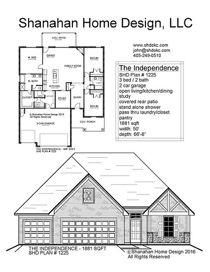 The Independence 1881 sqft