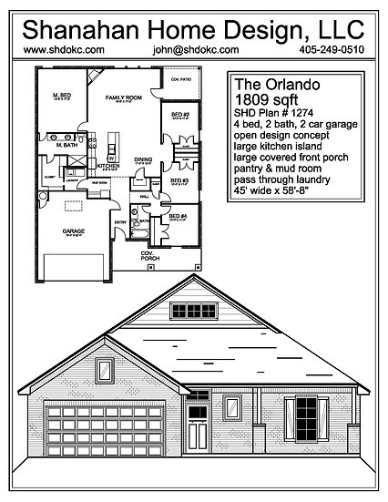 The Orlando 1809 sqft