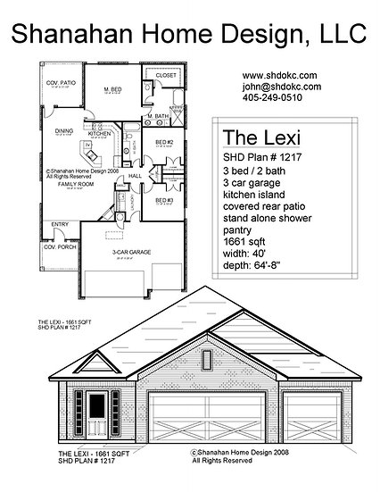 The Lexi 1661 sqft
