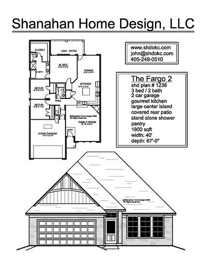 The Fargo II 1800 sqft