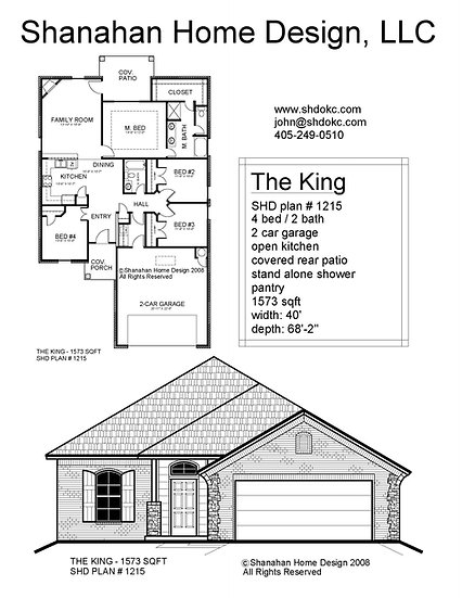 The King 1573 sqft