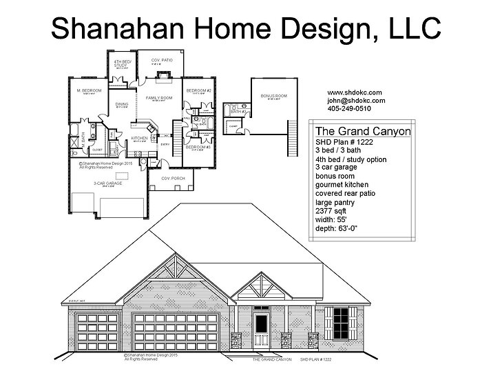 The Grand Canyon 2377 sqft