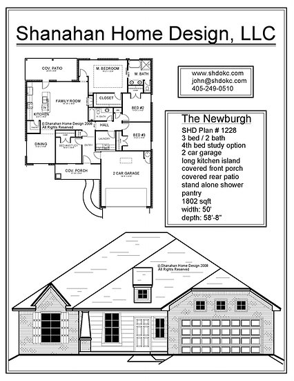 The Newburgh 1802 sqft