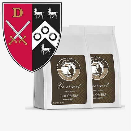 *Old Pauline Football Club ONLY* - 2 x 250g Premium Colombian Coffee (Ground)