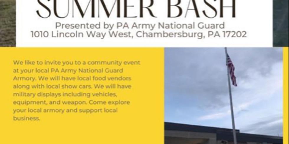 Pennsylvania Army National Guard Car Show