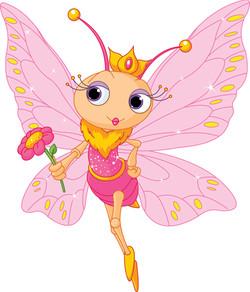 Polly the Princess Moth