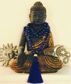 Lapis Lazuli Mala