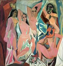 The Women of Picasso (In Progess)