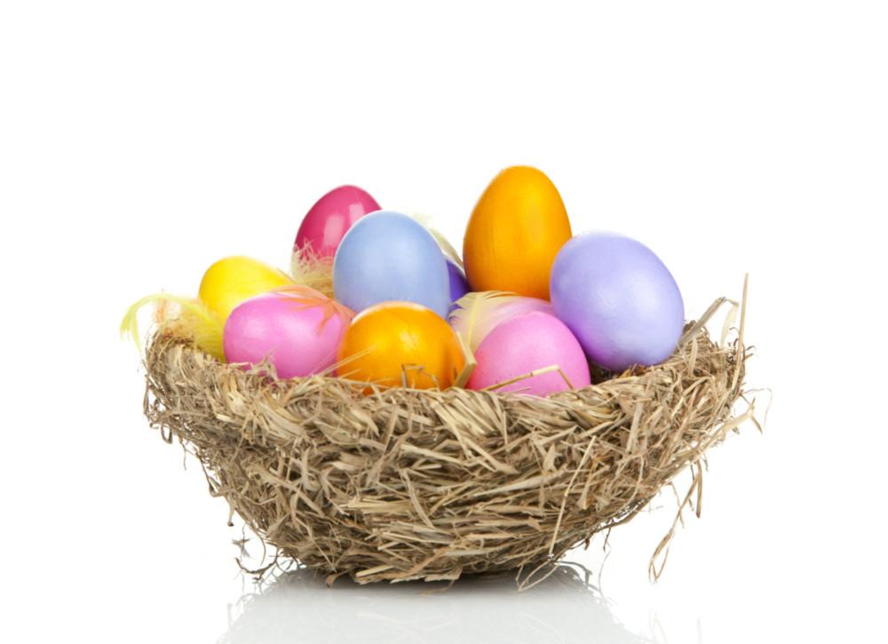 easter-eggs-in-nest