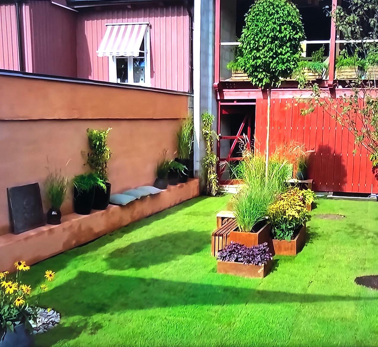BEDD plantekasser i Tid for Hage