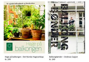Bøker for balkongbønder