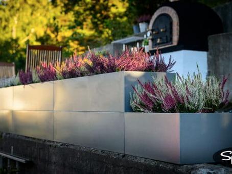 Vi søker hager og terrasser for foto-opptak våren 2017. Vinn BEDD plantekasser i system for kr 5000!
