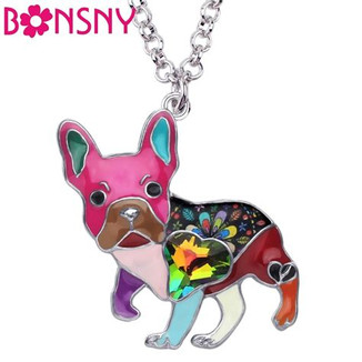 Dog charmed necklaces