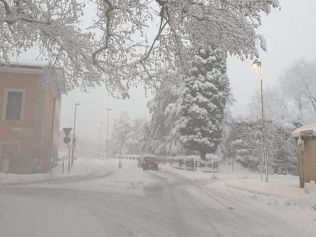 Interrogazione su disastro neve nei giorni 28 e 29 dicembre