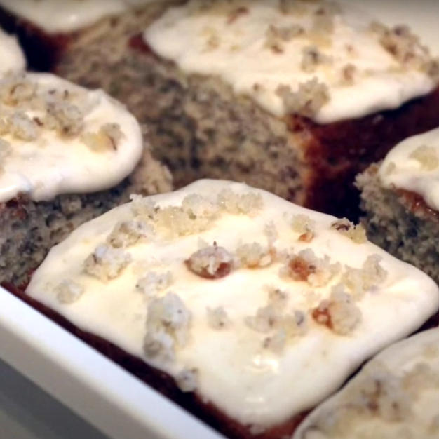 Carnie Wilson's Buttermilk Poundcake