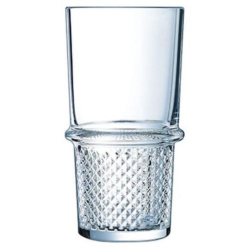 Longdrink Glass, Stackable, 35 cl - ARC New York (Set of 6)
