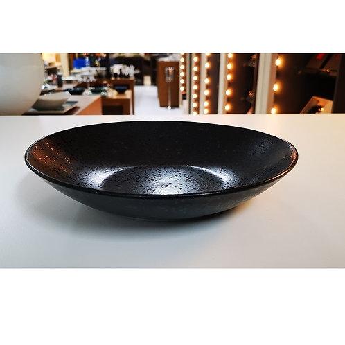 Schaal Diep, 26 cm - Ariane Oxide Cinder Black (Set van 6)