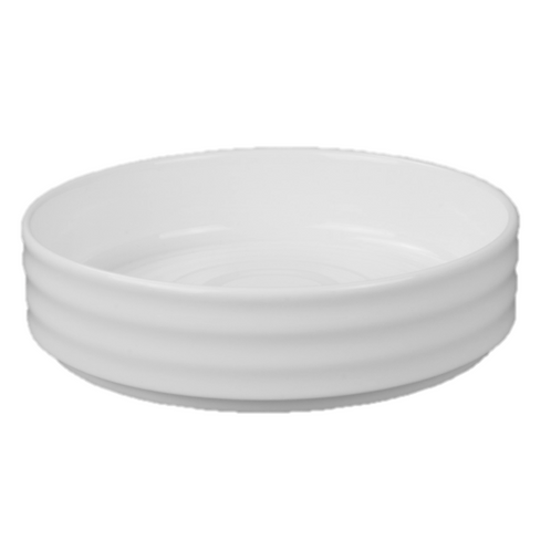 Bowl Stackable, 14 cm - Ariane Artisan Creme (Set of 4)