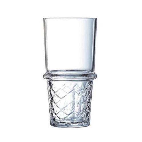 Longdrink Glass, Stackable, 40 cl - ARC New York (Set of 6)