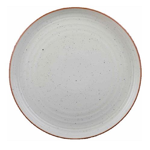 Coupe Plate, 27 cm - Ariane Artisan Coast (Set of 6)