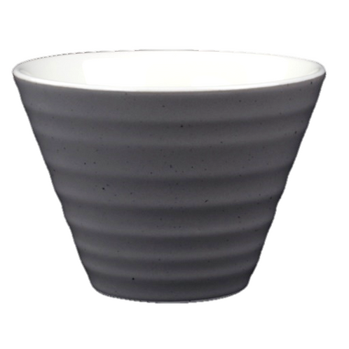 Conical Bowl, Stackable, 11 cm - Ariane Artisan Pebble (Set of 6)