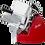 Thumbnail: Electric Slicer Berkel Red Line 250 - Red
